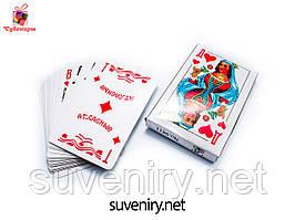 Игральные карты дама