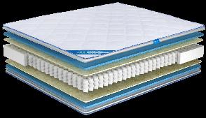 Ортопедический матрас Ultima Sleep Impress Light 80x200 см (100088)