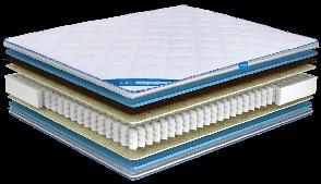 Ортопедический матрас Ultima Sleep Impress Light Cocos 70x190 см (100096)
