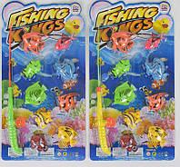 Рыбалка 118-1 (96/2) 2 вида,  9 рыбок, магнитная, на листе