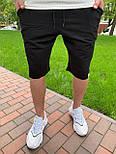 😜 Шорты - Мужские  шорты коттон (черные), фото 2