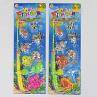 Рыбалка 222-11 A (120/2) 2 вида, 8 рыбок, магнитная, на листе