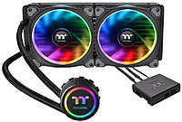 Система охлаждения Thermaltake Floe Riing RGB 280 TT Premium Edition (CL-W167-PL14SW-A), фото 1