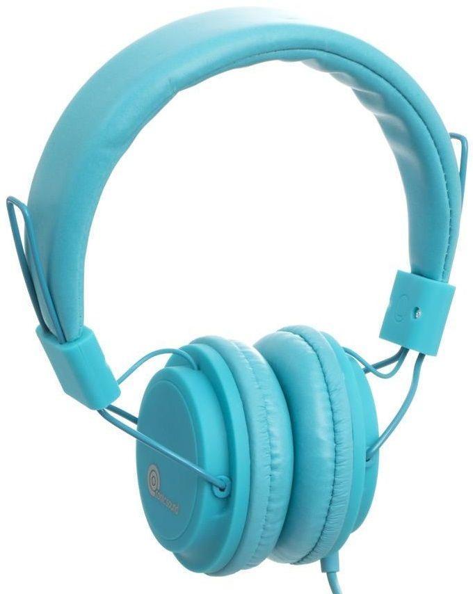 Наушники Sonic Sound E322B Blue