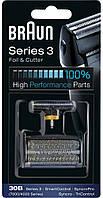 Сетка + режущий блок Braun 30B (7000/4000 Series)