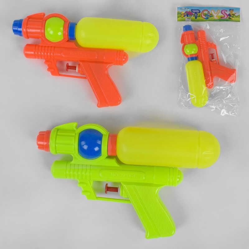 Водный пистолет 2791-1 (360/2) 2 вида, в кульке
