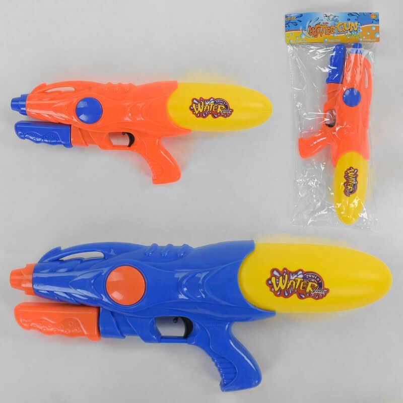 Водный пистолет A 135 (72/2) 2 цвета, в кульке