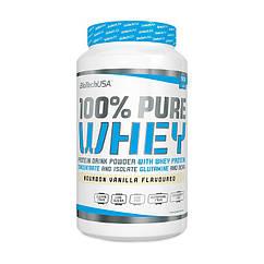 Сывороточный протеин концентрат BioTech 100% Pure Whey (2,27 кг) биотеч пур вей bourbon vanilla