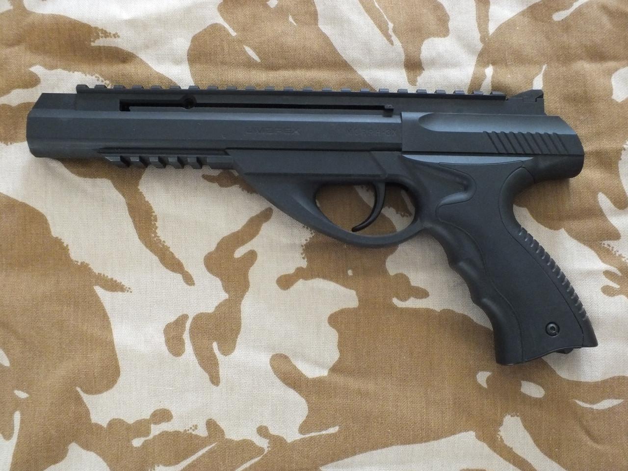 Пневматический пистолет Umarex Morph 3X