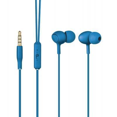 Навушники Trust Ziva Mic Blue (21951)