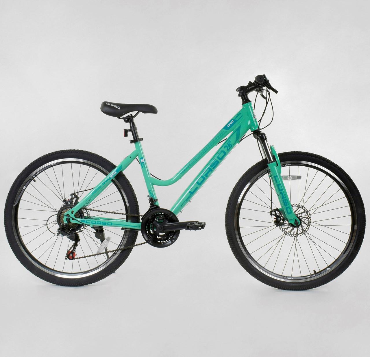 Горный велосипед CORSO Street 26 ST