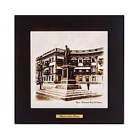 """Картина Одесса 1794 """"Памятник Дюку де Ришелье 2"""" (28x28) см"""
