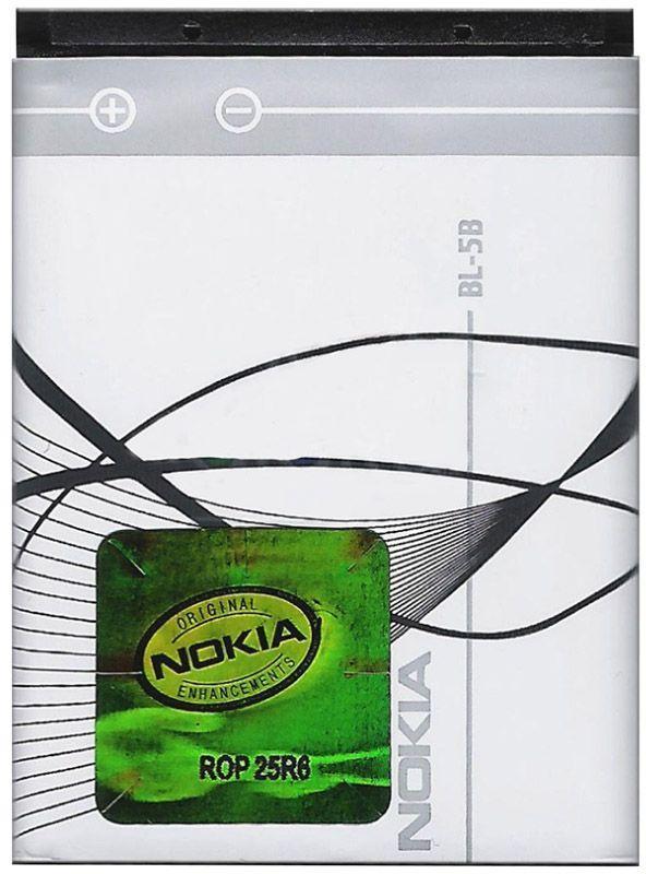 Акумулятор Nokia BL-5B (860 mAh) Original