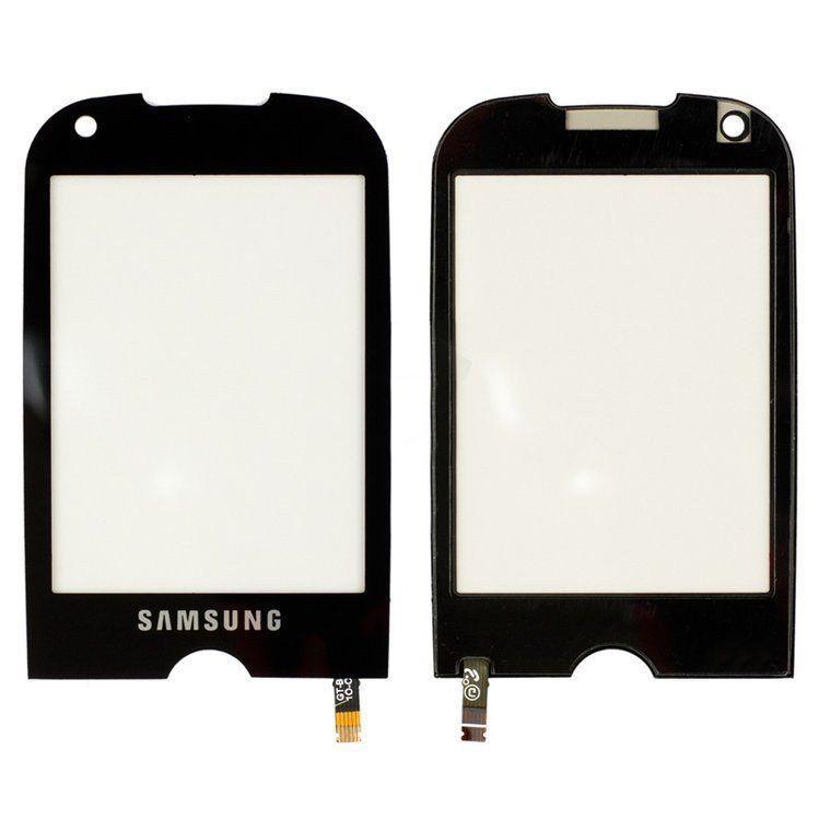 Сенсор (тачскрин) для телефона Samsung CorbyPRO B5310 Black
