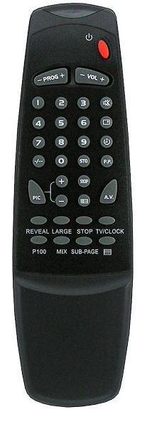 Пульт для телевизора Akira F4S028 (26C4)