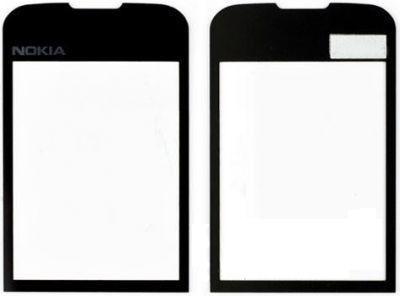 Корпусное стекло дисплея Nokia 5000 Black