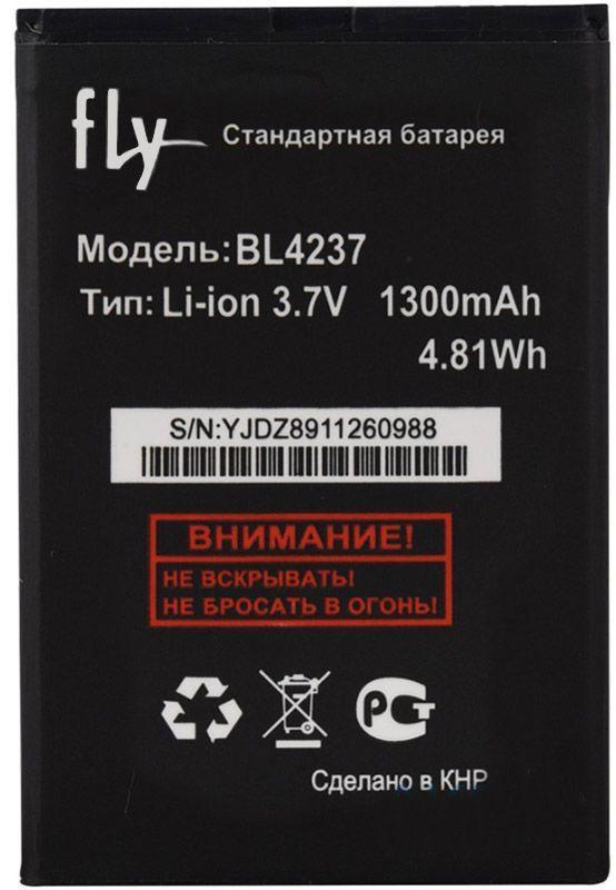 Аккумулятор Fly IQ245 Wizard / BL4237 (1300 - 1800 mAh) 12 мес. гарантии