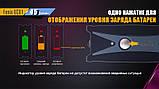 Ліхтар ручний Fenix UC01 Purple рожевий (UC01p), фото 9