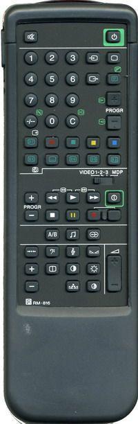 Пульт для телевизора Sony RM-816