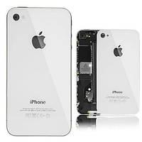 Задняя крышка iPhone 4S White