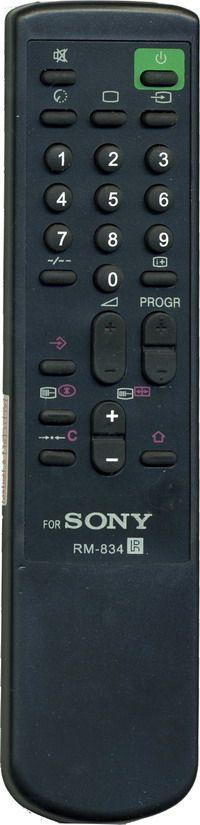 Пульт для телевизора Sony RM-834