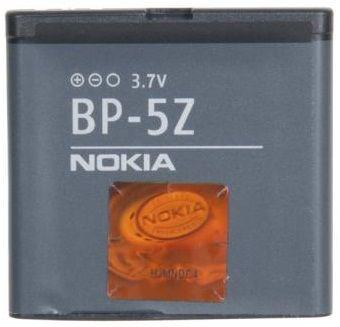 Аккумулятор Nokia BP-5Z (1080 mAh)