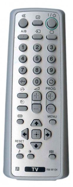 Пульт для телевизора Sony RM-W104