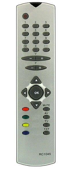 Пульт для телевізора Vestel RC-1045