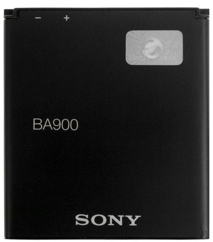 Аккумулятор Sony ST26i Xperia J / BA900 (1700 mAh)