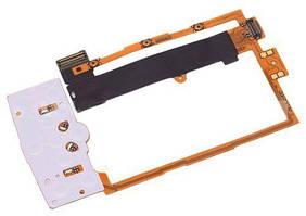 Шлейф Nokia X3-00 c компонентами і верхнім клавіатурним модулем і боковими кнопками Original
