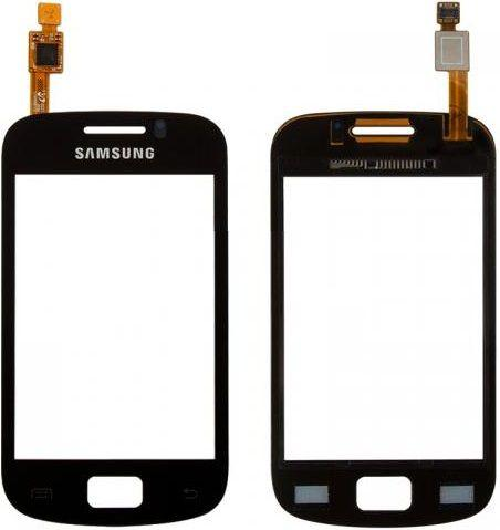 Сенсор (тачскрін) Samsung Galaxy Mini 2 S6500 Black
