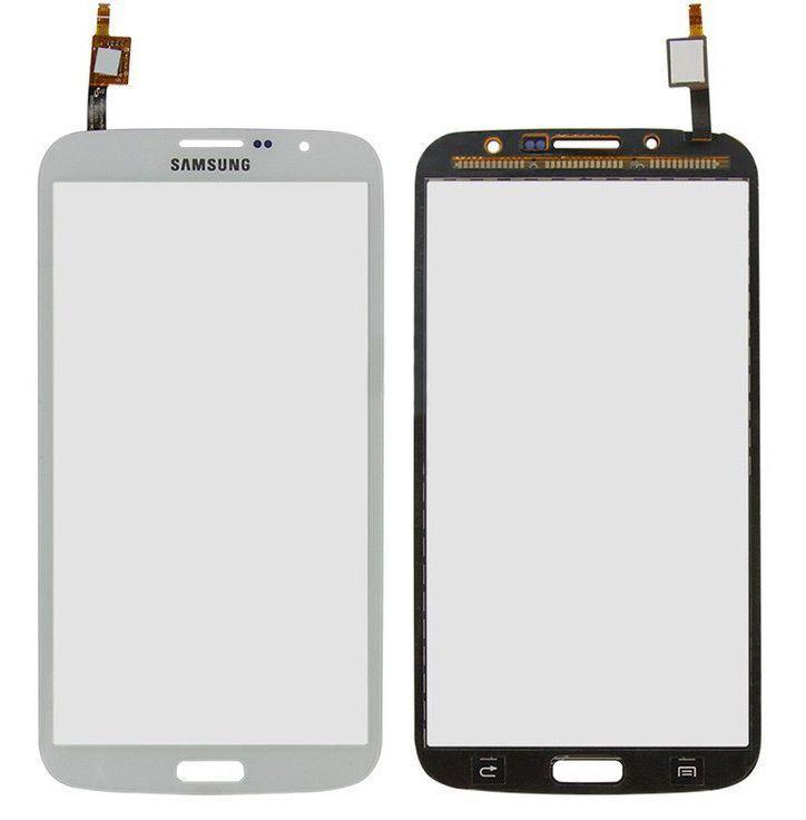 Сенсор (тачскрин) для телефона Samsung Galaxy Mega 6.3 I9200, Galaxy Mega 6.3 I9205 White