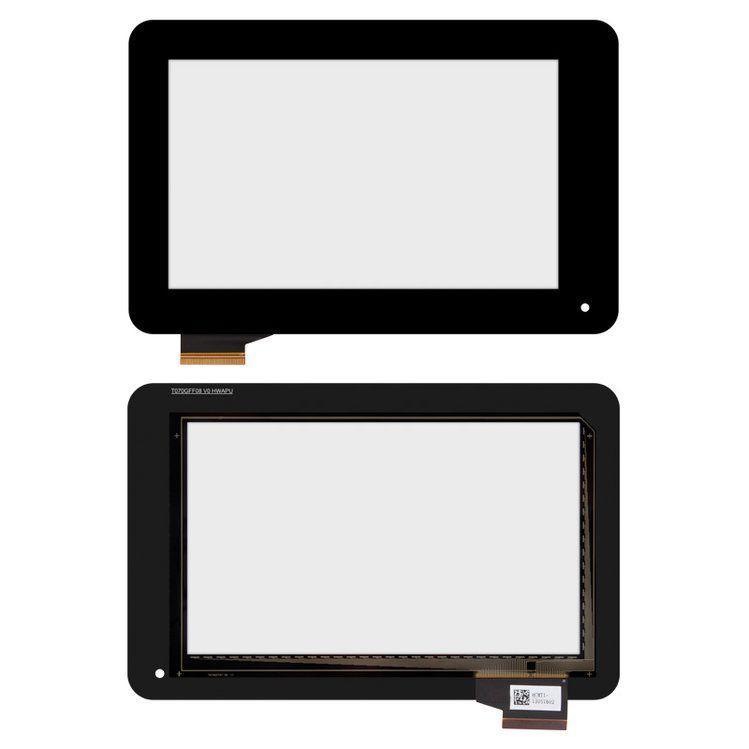 Сенсор для планшета (тачскрін) Acer Iconia Tab B1-A710, B1-A711 Black