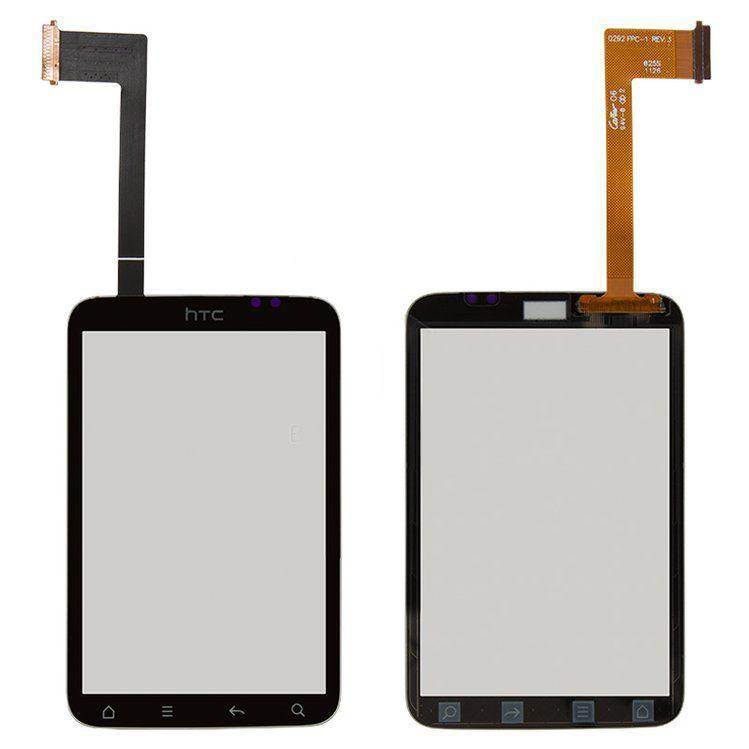 Сенсор (тачскрин) HTC Wildfire S A510e G13 Rev 3.0 (original) Black