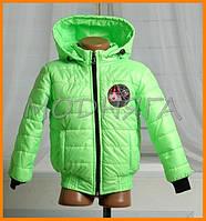 Детские курточки Monster High | Детские курточки салатовые