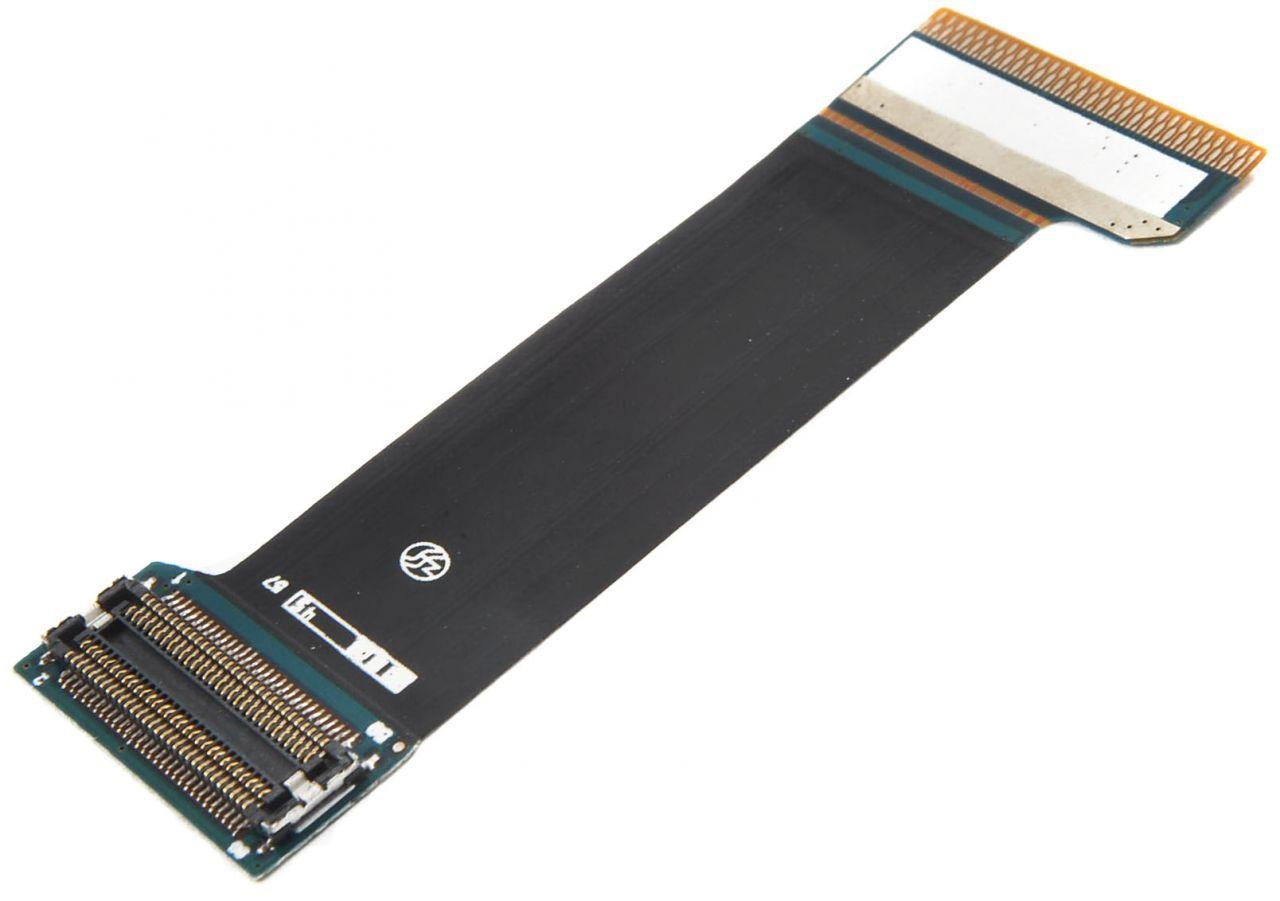Шлейф Samsung S5550 SHARK II межплатный, з компонентами