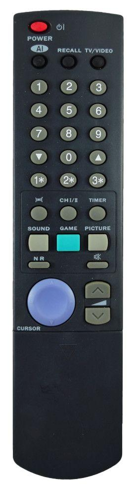 Пульт для телевизора Hitachi CLE-904 TV, VCR