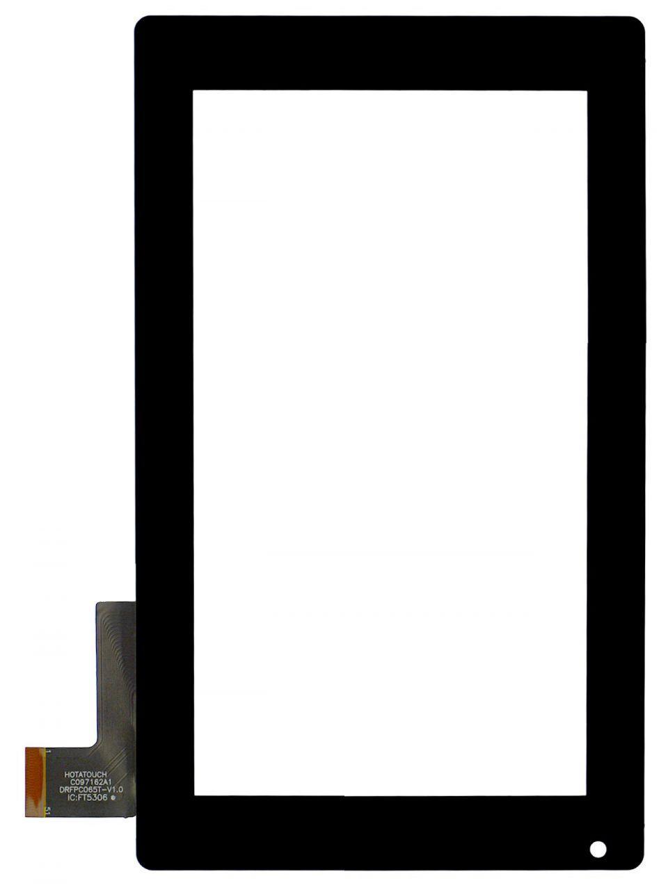Сенсор (тачскрин) GoClever Tab R74, Prestigio MultiPad 7.0 Ultra (PMP3370B) Black