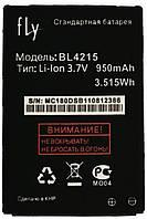 Аккумулятор Fly MC180 / BL4215 (950 - 1500 mAh) 12 мес. гарантии, фото 1