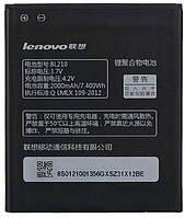 Аккумулятор Lenovo S820 IdeaPhone / BL210 (2000 mAh) 12 мес. гарантии, фото 1