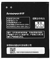 Акумулятор Lenovo K860i IdeaPhone / BL198 (2250 mAh) Original