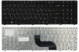 Клавиатура для ноутбука Acer Aspire 5338 5410T 5536 5538 5542 5738 5739 5740 5741 5750 5810T 7540 7738 7740 /