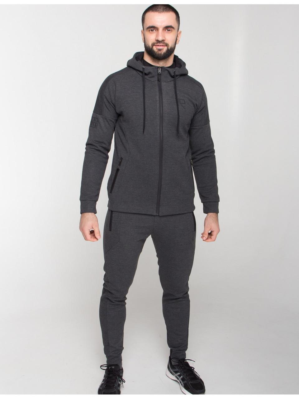 Спортивный костюм Riccardo КМ-AD-2 Антрацит