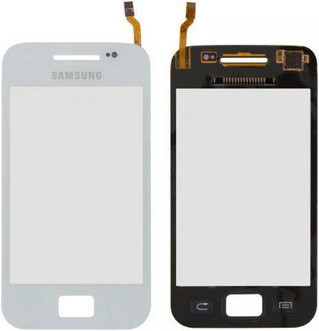 Сенсор (тачскрин) для телефона Samsung Galaxy Ace S5830 (original) White