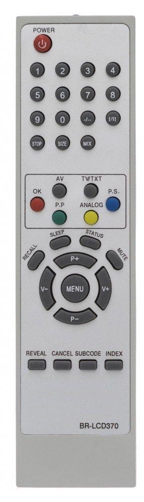 Пульт для телевизора Bravis BR-LCD370