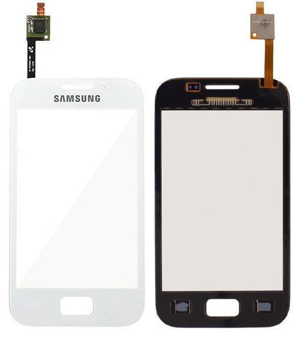 Сенсор (тачскрин) Samsung Galaxy Ace Plus S7500 White
