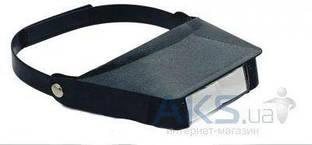 Лупа бинокулярная (налобная) Magnifier 81005 3х max
