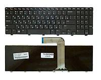 Клавіатура для ноутбука Dell Inspiron 5520 5521 15R-N5110 Black