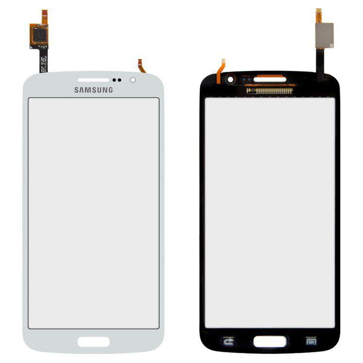 Сенсор (тачскрин) Samsung Galaxy Grand 2 Duos G7102, G7105, G7106, G7108 (original) White