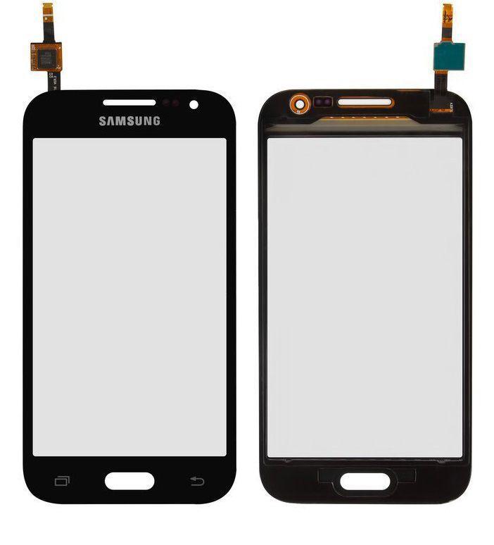 Сенсор (тачскрин) для телефона Samsung Galaxy Core Prime VE LTE G361F, Galaxy Core Prime VE G361H Black